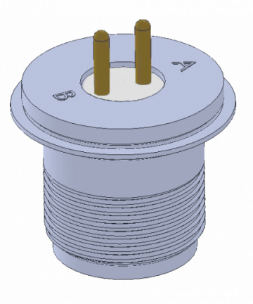 Conesys_Europe_Glass_sealed_weld_flange_connector