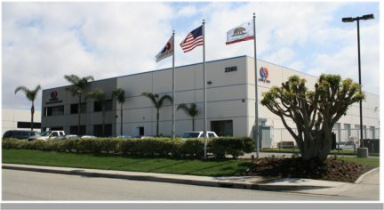 Location Conesys USA building